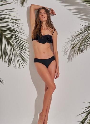 Morhipo Beach Bikini Alt Siyah